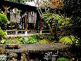 吊橋と露天風呂付き一戸建離れの宿 鷹の巣館